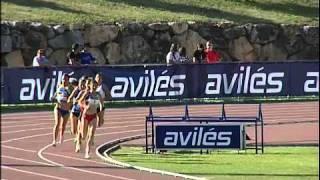 Cto. de España de Federaciones. 3000 y carreras de obstáculos