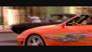 Nonton Fast and Furious 1 2 3 4 ( High Speed Chase video and lyrics fast five soundtrack )song Film Subtitle Indonesia Streaming Movie Download