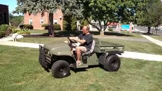 8. John Deere Trail Gator 4x2 Utility Vehicle for sale Review Test Drive