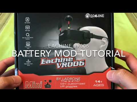 BEST BUDGET MINI FPV VR HEADSET