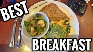 Best Breakfast In Baltimore, Maryland