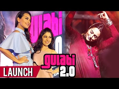 Sonakshi Sinha At Noor Song Gulabi 2.0 Launch EVEN