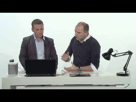 after work - Gwenaël Leroutier (Chef produit domotique) et Jérémy Wachbar (Responsable produit Domovea) présentent la nouvelle version de domovea! Au programme : la confi...