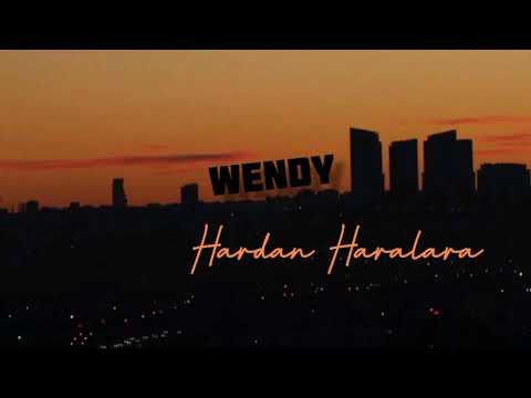 WENDY - Hardan Haralara (cover video)