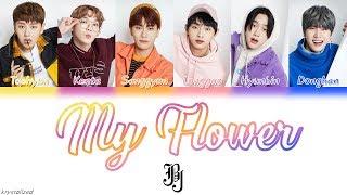 Video JBJ - My Flower (꽃이야) [HAN|ROM|ENG Color Coded Lyrics] MP3, 3GP, MP4, WEBM, AVI, FLV Juli 2018