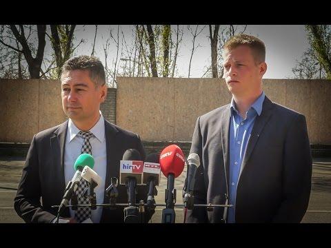 A zuglói időközi választás közös baloldali jelöltje Bitskey Bence
