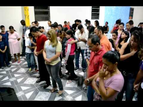 IGREJA DO EVANGELHO QUADRANGULAR SÃO JOÃO DO PARAÍSO MG