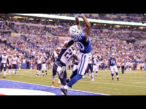 2018 NFL Free Agency Analytics Donte Moncrief