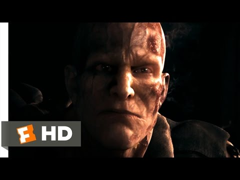 I Am Legend (3/10) Movie CLIP - Catching An Infected (2007) HD