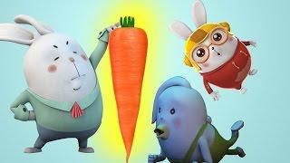 Havuç Savaşları Sevimli Tavşanlardan çocuklar için süper bir komedi #çizgifilm ... 3 sevimli #tavşan dostu en sevdikleri yiyecek için kapışırken izle! Havuçlaaaar!!!! Chotoonz TV Türkçe #ÇizgiFilm - Çocuk Çizgi Filmleri - YouTube Kanalına hoş geldin! Abone ol ve yepyeni komik bölümleri buradan izle : https://www.youtube.com/channel/UCCm7h1oHcifE3QZNjLp_hxAHer cuma Ta-ta-ta-taaam'ın neşeli ve komik yeni bir bölümü yayında : https://www.youtube.com/playlist?list=PLaB3ojU7SG42_NjCx9oJusrxGg2vYEasAHer cumartesi yepyeni bir Kedi & Papağancık bölümü yayında : https://www.youtube.com/playlist?list=PLaB3ojU7SG41uRop4uJ0lq5MYcretWzV9