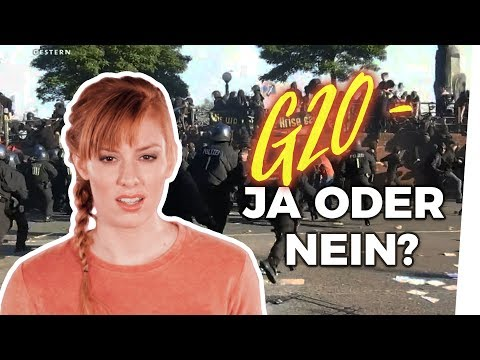G20-Fazit: Guter Gipfel, böser Gipfel?!
