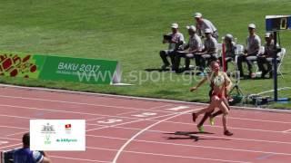 Легкоатлетка Дарья Маслова выступила на дистанции 5000 метров