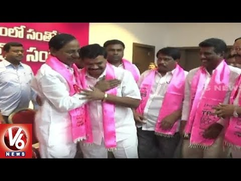 CM KCR To Launch Training Classes For Party Cadres On Govt Schemes And Development
