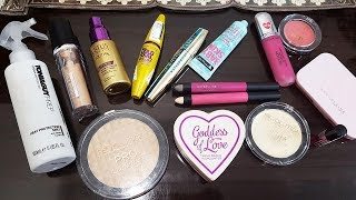 Heyyy beautiful people I hope you enjoyed My Nykaa Summer Sale haul as much as I enjoyed creating it all for you guys, Do let me know in comments, Cause I love reading you all Dont forget to Check Nykaa's Summer Beauty Sale As It has amazing deals On so many BrandsHit the subscribe button and stay updated for more videos, Lots of LovProducts Mentioned In Order Maybelline The Colossal Volum Express Mascara https://goo.gl/LuAwpnMaybelline Color Sensational Lip Gradation  https://goo.gl/Emvabb Maybelline Clear Glow Pressed Powder https://goo.gl/l3Z1qV Makeup Revolution Pro Highlighter - Illuminate https://goo.gl/C2Ncv4Makeup Revolution I Heart Makeup Hearts Highlighter Goddess of LoveMakeup Revolution Ultra Strobe Balm https://goo.gl/0dVsVEMakeup Revolution Ultra Sculpt & Contour Kit https://goo.gl/eAqvvEFaces Prime Perfect Foundation   https://goo.gl/GOJxR3Faces Glam On Perfect Blush  https://goo.gl/IQqoYC Revlon Colorstay Shadow Links Eye Shadow     https://goo.gl/Z86diAMaybelline New York Baby Skin Instant Pore Eraser Primer Lotus Herbals YouthRx Youth Activating Serum https://goo.gl/Q3tZLyFaces Ultime Pro Metaliglow https://goo.gl/lQS7yW  Revlon Ultra HD Matte Lip Color https://goo.gl/LUZkhmThe Body Shop Lip and Cheek Stain - 01 Pink Hibiscus https://goo.gl/BlykSl Lakme Eyeconic Kajal  https://goo.gl/wf3BeC L'Oreal Paris Infallible Silkissime Eyeliner     https://goo.gl/FHLkLGL'Oreal Paris Volume Million Lashes Mascarahttps://goo.gl/nzVhlOBBLUNT Back To Life Dry Shampoo, For Instant Freshnesshttps://goo.gl/VDXRPtSUGAR It's A-Pout Time! Vivid Lipstick Coral line in the City https://goo.gl/n1loKCThis Video Is Not Sponsered-------------------------------------------- •My Equipment• Camera used: https://goo.gl/aow3ezTripod: https://goo.gl/LYTBHmSoftbox: https://goo.gl/iqWq8K Mic: https://goo.gl/XNCVJtBackdrop stand: https://goo.gl/eKTqQBFollow Me On my Social Media For Updates https://www.instagram.com/misha.chawla/