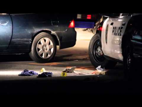 Police Shoot Suspect After Pursuit - Ceres, California