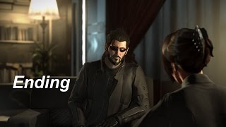 TRUTH ENDING  Deus Ex Mankind Divided A Criminal Past  Ending