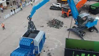 ZB Thor 1616 K Hammermill Shredder