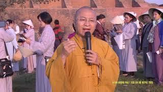 Hành hương Phật tích ẤN ĐỘ - NEPAL 2015 (Phần 1)