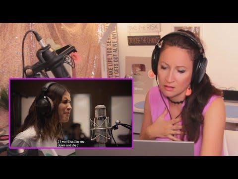 Vocal Coach Reacts  to Naomi Scott - Speechless- Aladdin