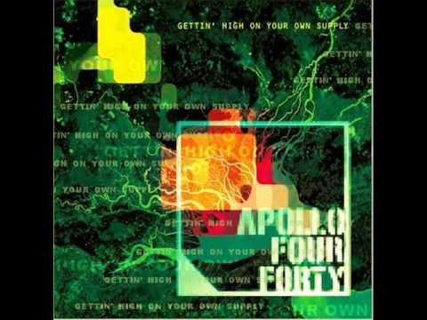Tekst piosenki Apollo 440 - High On Your Own Supply po polsku