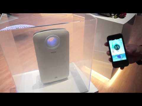 Philips, il super purificatore che elimina l'inquinamento in casa