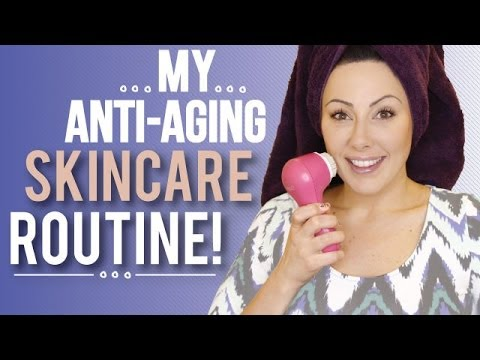 My Anti-Aging Skin Care Routine { Makeup Geek }