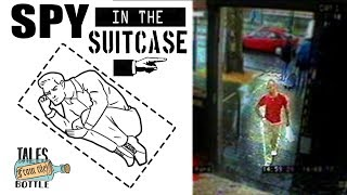 The Secret Spy Suitcase Mystery | Tales From the Bottle