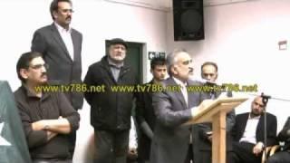 Video London A man beaten on saying PAKISTAN ZINDABAD in Zulfiqar Mirza Jalsa download in MP3, 3GP, MP4, WEBM, AVI, FLV January 2017
