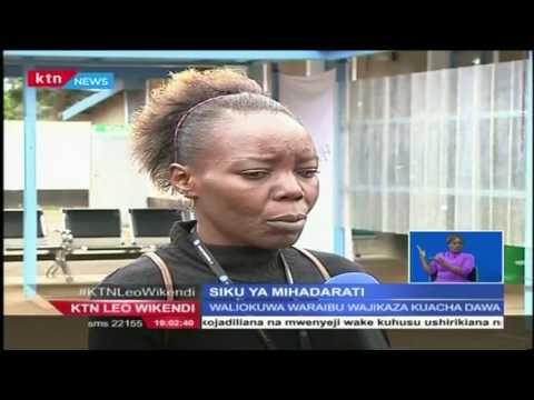 KTN Leo Wikendi taarifa kamili 26 Juni 2016