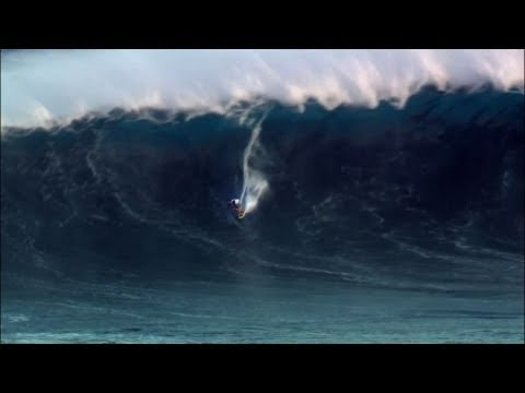 The sounds of surfing at JAWS – Ep 1 – Red Bull Soundwave - CCTV Video placeholder