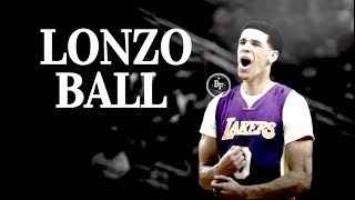 "Lonzo Ball Mix - ""Rolex"" ᴴᴰ (LAKERS HYPE)"