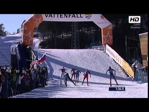 lahti - Men's Sprint Finale Lahti 2013 - Emil Jönsson vs Ola Vigen Hattestad Please watch in HD(720) quality for best viewing experience Sports-HD Production offers ...