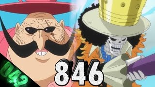 What is up guys, Drede42 here and today I am doing another ONE PIECE Chapter Review, this time chapter 846! I Hope you like it, if you do don't forget to lea...