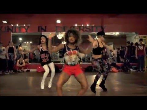 Coreografía de la canción Nicki Minaj - Trini Dem Girls (Timmilgram)