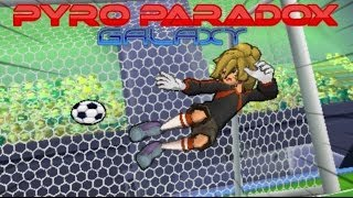 Inazuma Eleven Go 3 Galaxy Pyro Paradox Episode 6