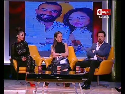 ريم البارودي تروي تفاصيل بداية حبها لأحمد سعد