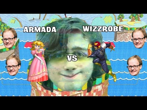 Wizzy plays Armada,Mew2King reads funny donations - Stream highlights #30