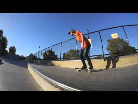 Mike Fox Skatepark Santa Cruz