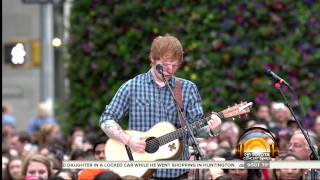 download lagu download musik download mp3 Ed Sheeran- Thinking Out Loud [Today Show 7/4/14]