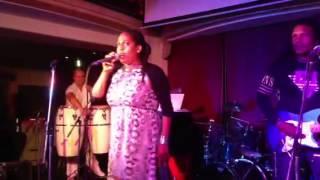 Menna Mulugeta Live In Wiesbaden Im Park Cafè Am 12.09.2013
