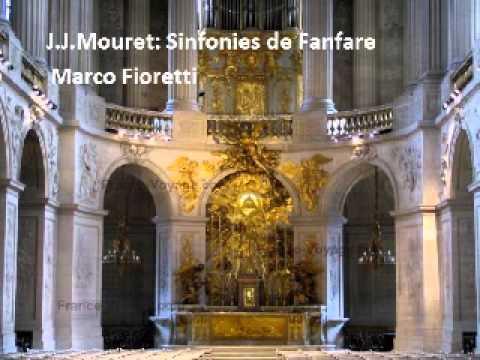 J.J.Mouret: Sinfonies de Fanfare (видео)