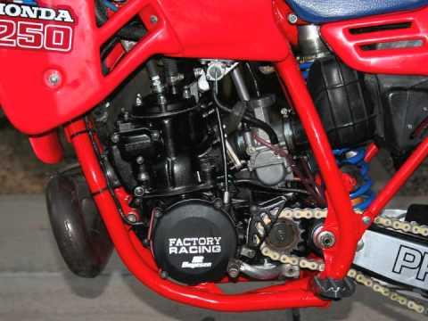 1986 Honda CR250 Restoration Back from the DEAD