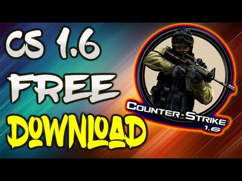 How To Download Cs 1.6 Full No Crack 100% Clean Windows 7/8/10