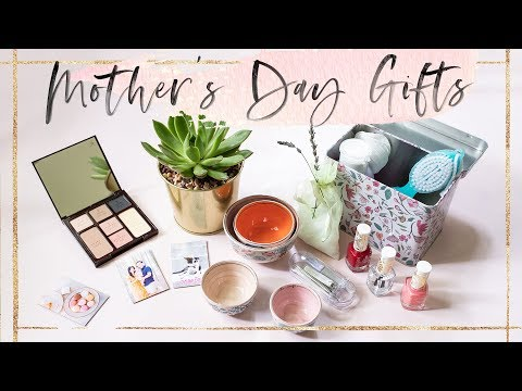 10 MOTHER'S DAY GIFT IDEAS - DIY & Products She'll LOVE