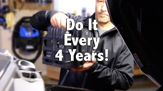 8. How To Replace The Battery On Your Sea-Doo Personal Water Craft