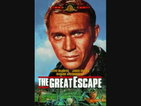 Main Theme from The Great Escape (1963) (Song) by Elmer Bernstein