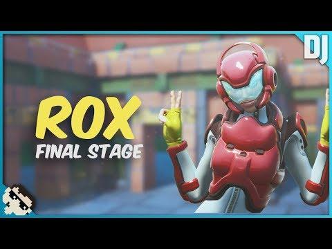 Rox Skin Final Stage 5: Sky Style Set - Season 9 Battle Pass! (Fortnite Battle Royale)