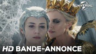 Le Chasseur et la Reine des Glaces - La bande-annonce officielle - YouTube