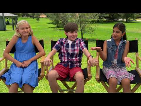 Genius Junior: Series Premiere || Ashley Headrick, Rodrigo Medinilla, Shivani Sahu || SocialNews.XYZ