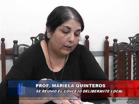 CONCEJO – Quinteros